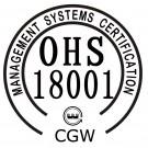 ISO18001(职业健康安全管理体系认证)
